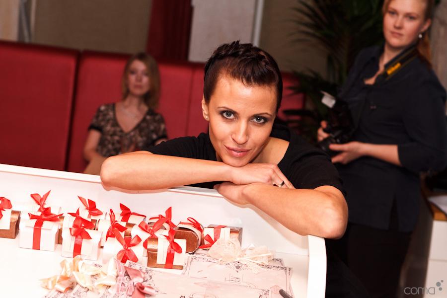 Photoreport: Myosotis wedding show in club Dstyle, Riga, 01.03.2012 23
