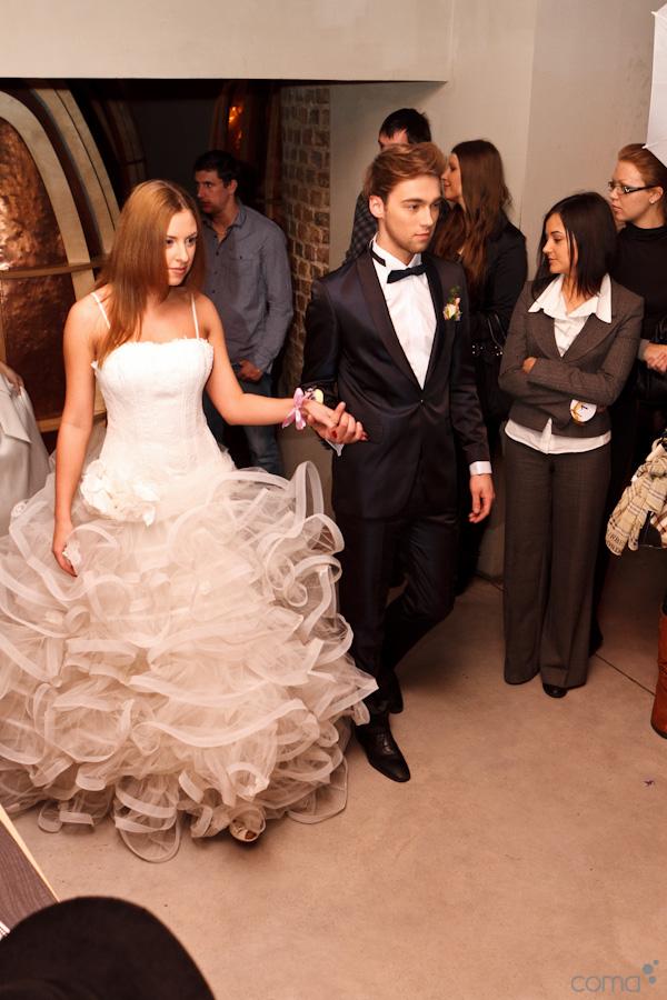 Photoreport: Myosotis wedding show in club Dstyle, Riga, 01.03.2012 51