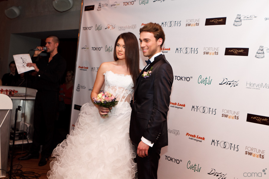 Photoreport: Myosotis wedding show in club Dstyle, Riga, 01.03.2012 67
