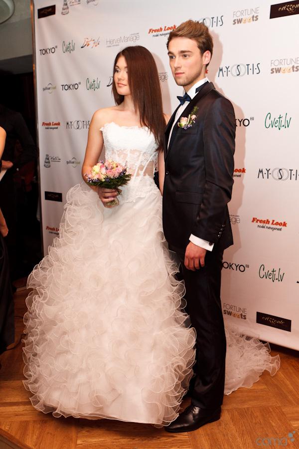 Photoreport: Myosotis wedding show in club Dstyle, Riga, 01.03.2012 68