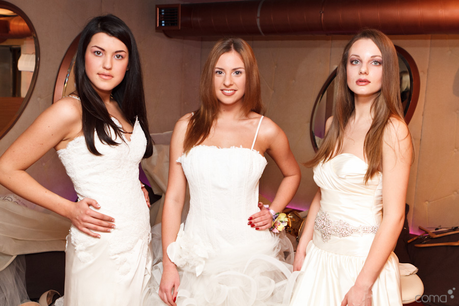 Photoreport: Myosotis wedding show in club Dstyle, Riga, 01.03.2012 85