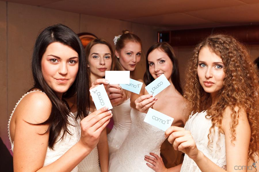 Photoreport: Myosotis wedding show in club Dstyle, Riga, 01.03.2012 96