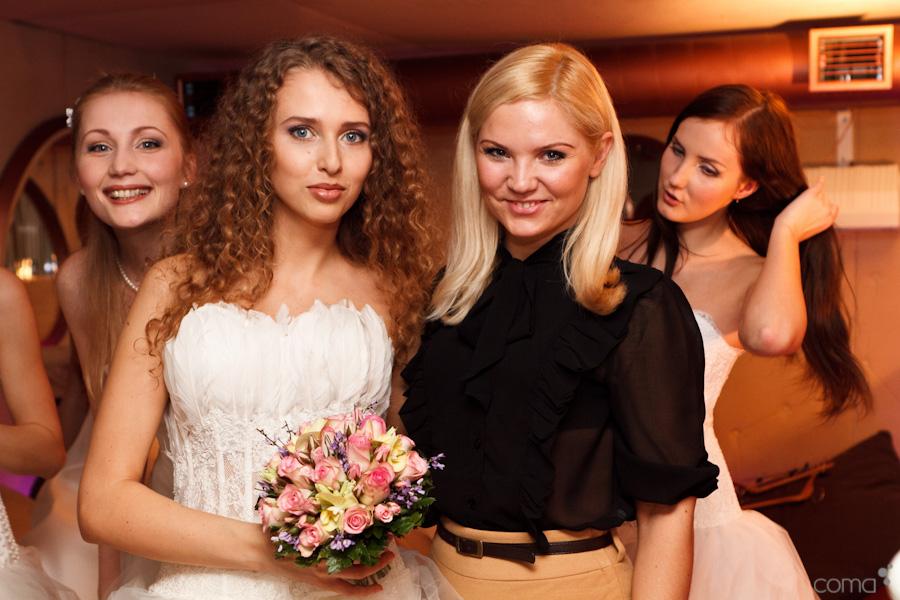 Photoreport: Myosotis wedding show in club Dstyle, Riga, 01.03.2012 100