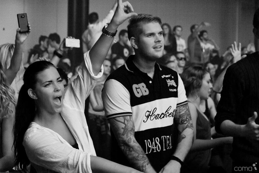 Photoreport: Swedish House Mafia, One Last Tour, Copenhagen, 26.11.2012 14