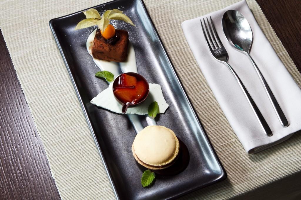 Photo: Фотографии еды для ресторана Cotton 10