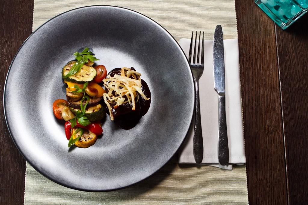 Photo: Фотографии еды для ресторана Cotton 9