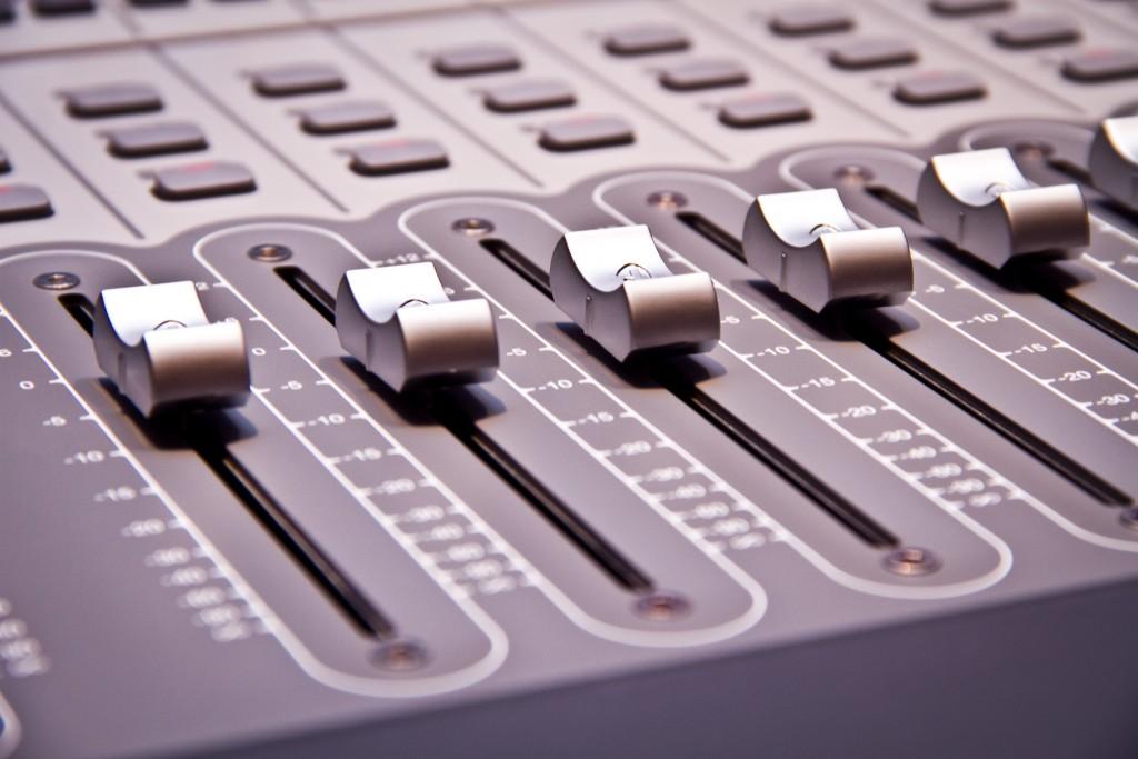Photo: Студия звукозаписи в Morley College, London 1