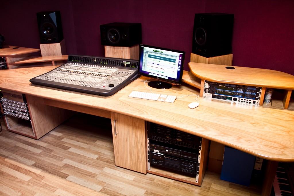 Photo: Студия звукозаписи в Morley College, London 4