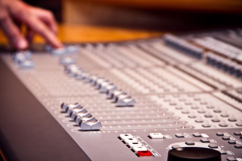 Photo: Студия звукозаписи в Morley College, London 8