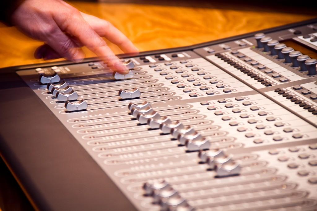 Photo: Студия звукозаписи в Morley College, London 9