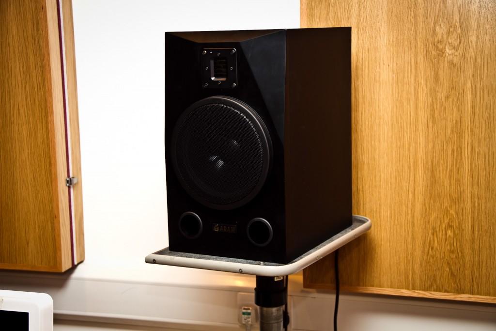 Photo: Студия звукозаписи в Morley College, London 11