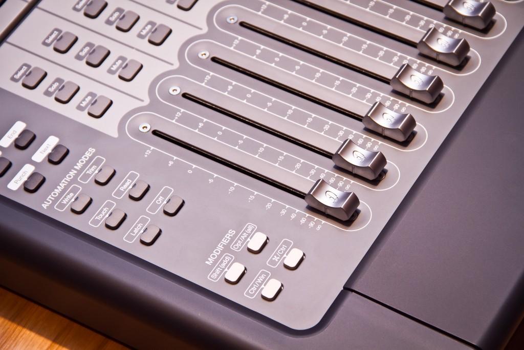 Photo: Студия звукозаписи в Morley College, London 18