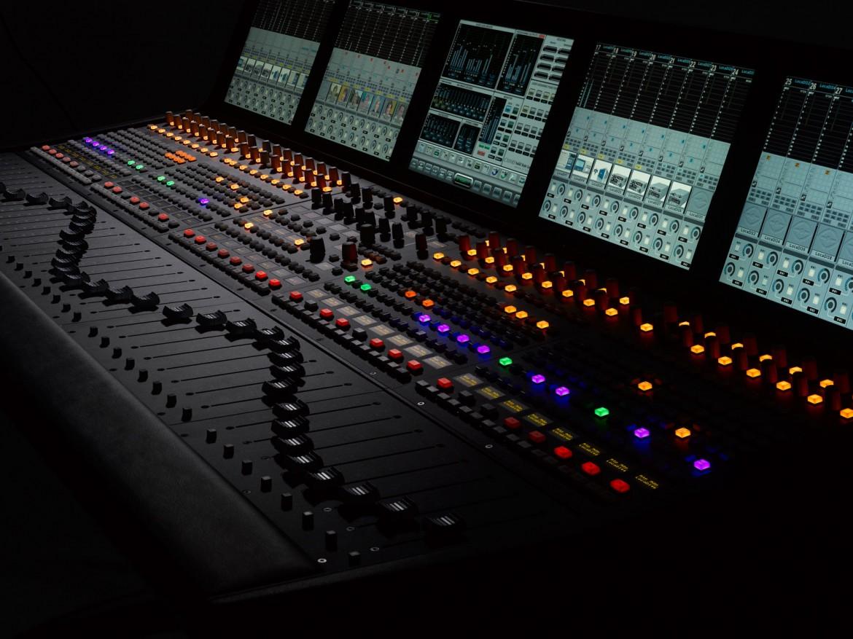 DJ School: Устройство профессионального микшерного пульта 16