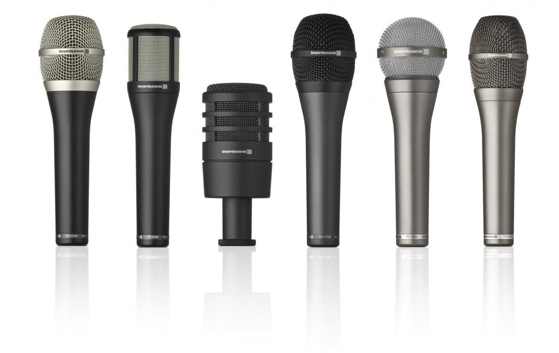 DJ School: Виды микрофонов 5
